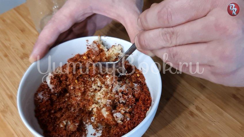 Острый соус ладжан - шаг 6