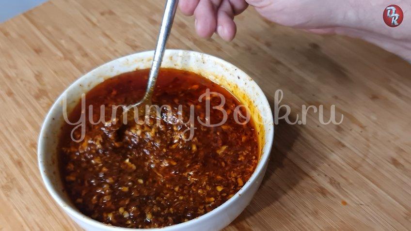 Острый соус ладжан - шаг 9