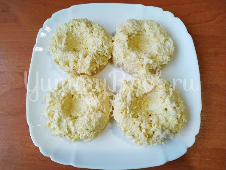 Закуска на ананасовых кольцах - шаг 2