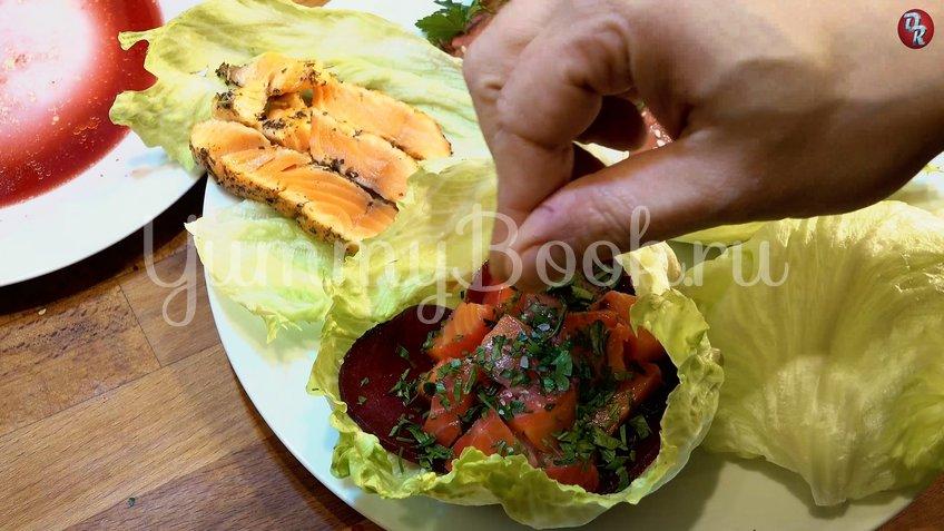 Четыре блюда из сёмги - шаг 6