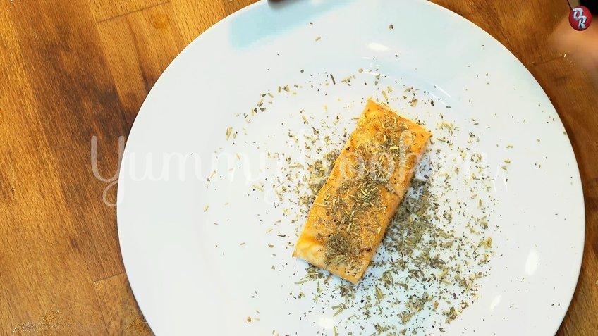 Четыре блюда из сёмги - шаг 8