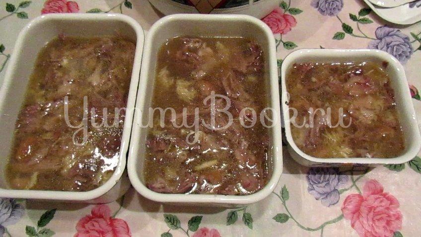Холодец со свининой и говядиной - шаг 3