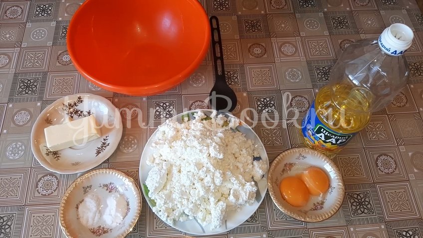 Плавленый сыр на сковороде - шаг 1