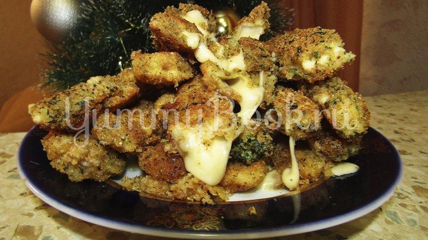 Горячая закуска из сыра в кляре (Сырные палочки) - шаг 4