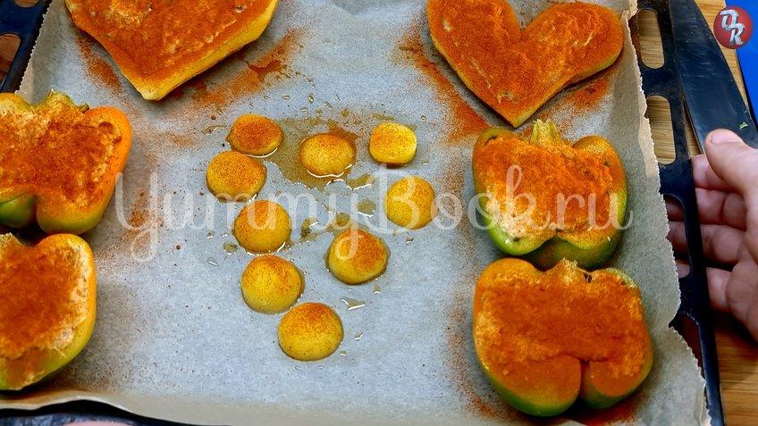 Картофельное сердце - шаг 7