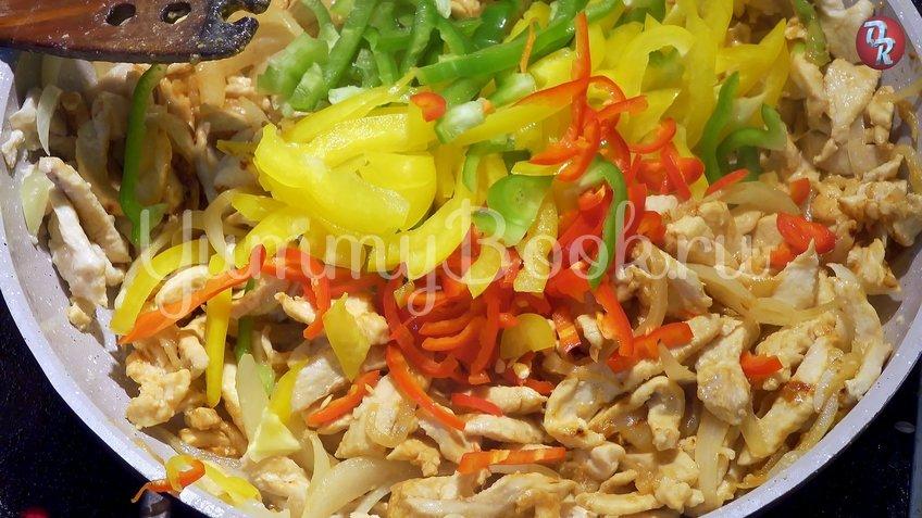 Куриное филе или грудка по-азиатски - шаг 8