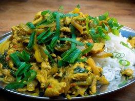 Куриное филе или грудка по-азиатски