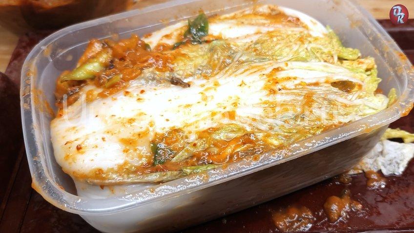 Кимчи из пекинской капусты - шаг 10