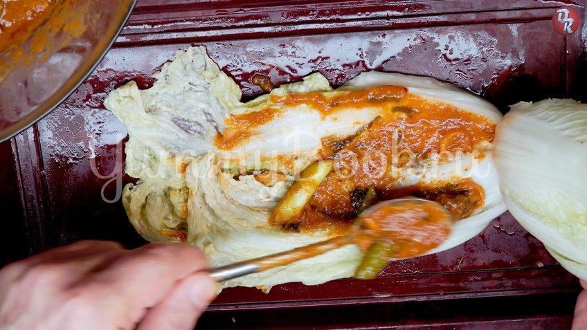 Кимчи из пекинской капусты - шаг 9