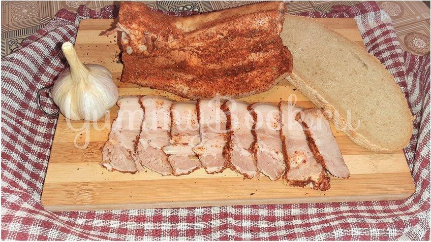 Свиная грудинка по-домашнему - шаг 3