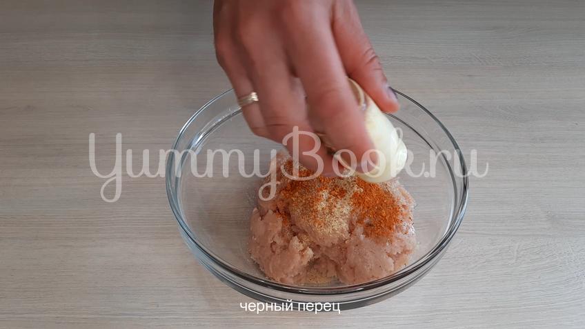 """""""Весенние"""" котлетки - шаг 9"""