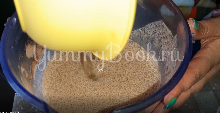 Десерт из ряженки с какао - шаг 2