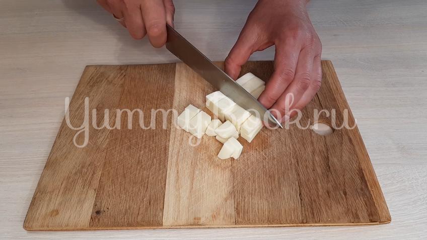 Тосканский овощной салат Панцанелла - шаг 9