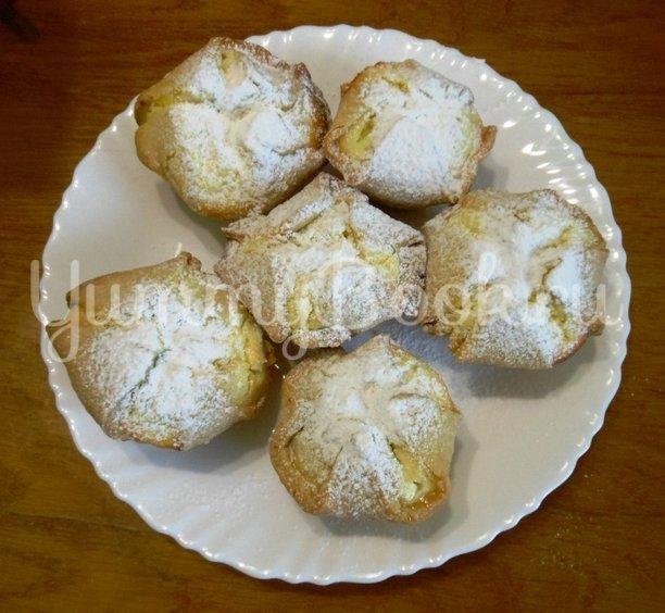 """Итальянские пирожные """"Соффиони"""" - шаг 18"""