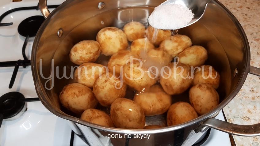 Запеченный молодой картофель - шаг 2
