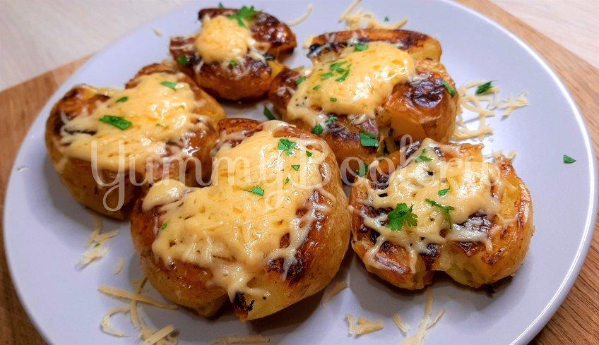 Запеченный молодой картофель - шаг 10