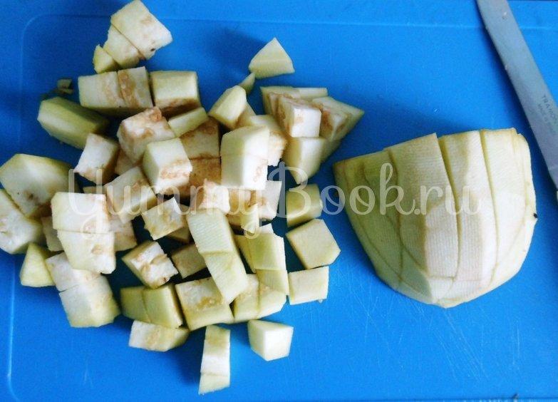Линь, фаршированный овощами и запечённый в духовке - шаг 6