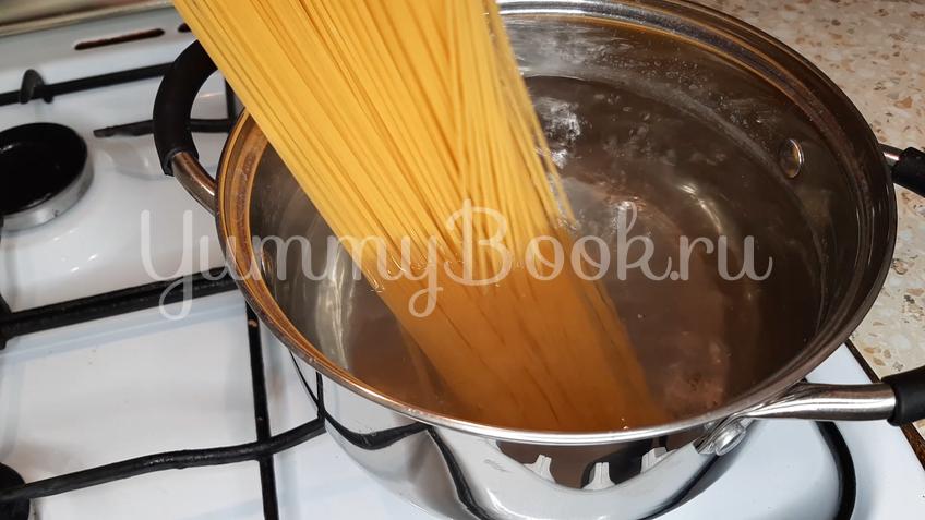 Упрощенная паста Болоньезе - шаг 5