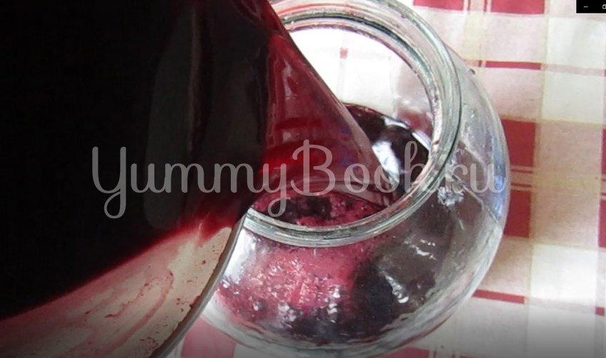 Вино из чёрной смородины - шаг 2