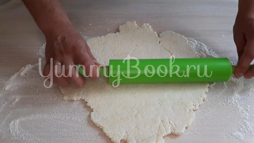 Детское творожное печенье  - шаг 9