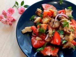 """Салат из баклажан """"На каждый день"""""""