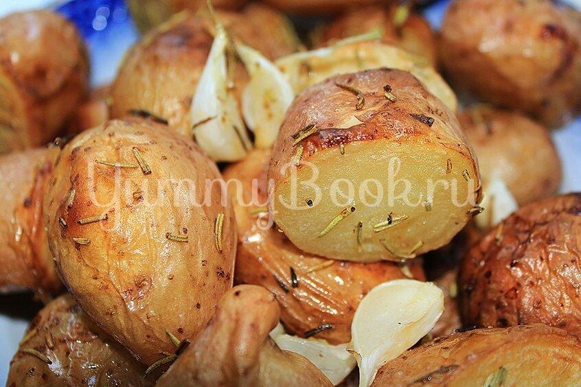 Запечённый картофель по-португальски - шаг 4