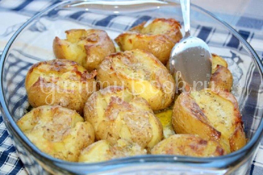 Запечённый картофель по-португальски