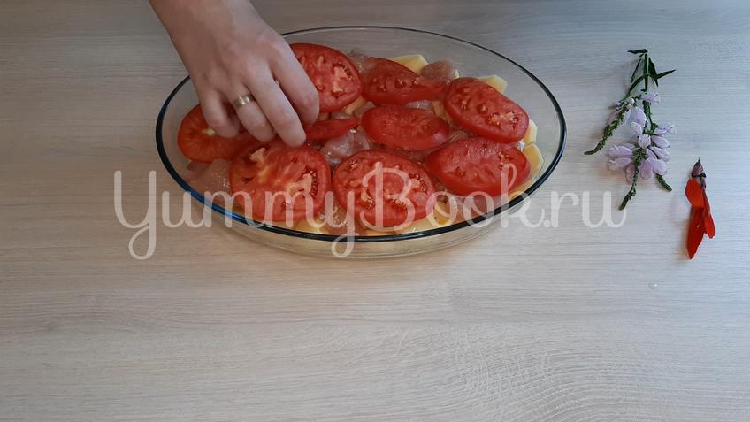 Запеканка из овощей и мяса - шаг 6