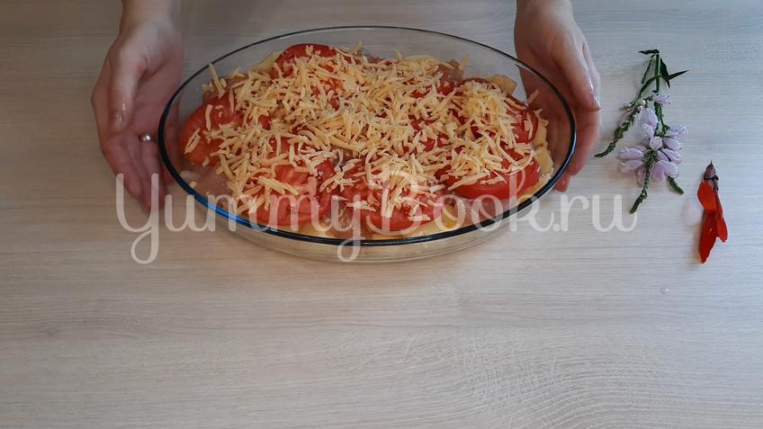 Запеканка из овощей и мяса - шаг 7