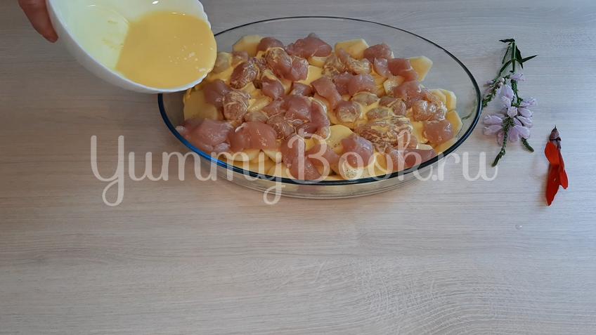 Запеканка из овощей и мяса - шаг 5