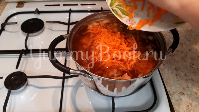 Яблочный суп со свининой - шаг 5