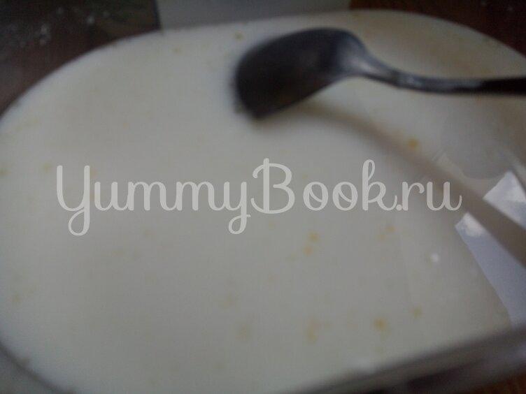 Печень куриная с грибами в сметанном соусе - шаг 5
