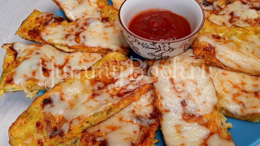 Закуска из кабачков с сыром - шаг 9