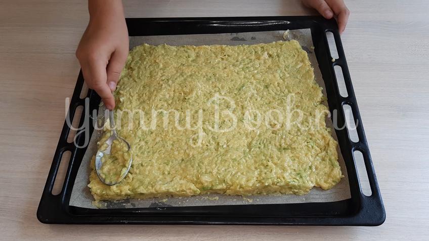 Закуска из кабачков с сыром - шаг 6