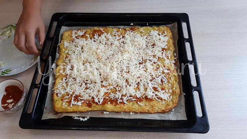 Закуска из кабачков с сыром - шаг 8