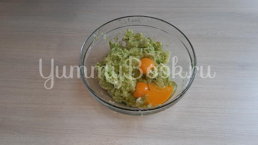 Закуска из кабачков с сыром - шаг 2
