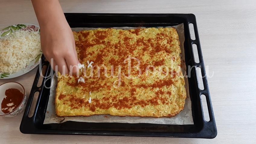Закуска из кабачков с сыром - шаг 7