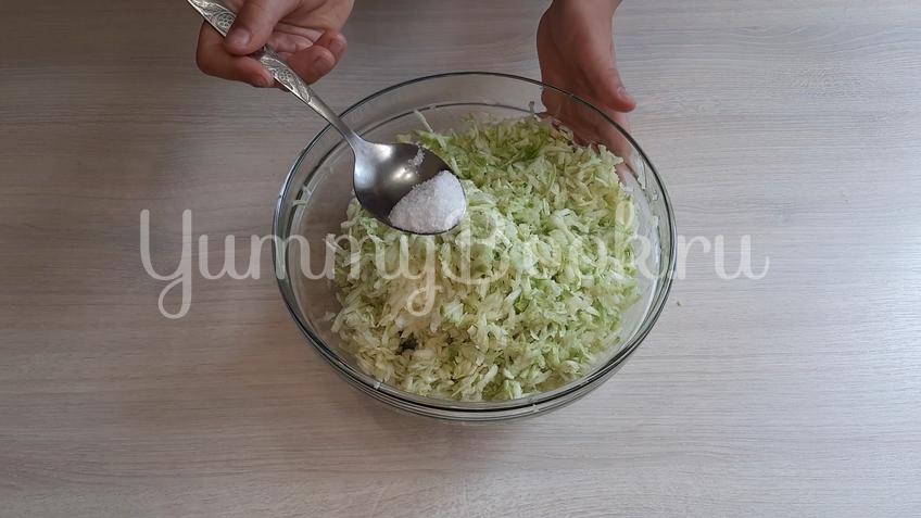 Закуска из кабачков с сыром - шаг 1