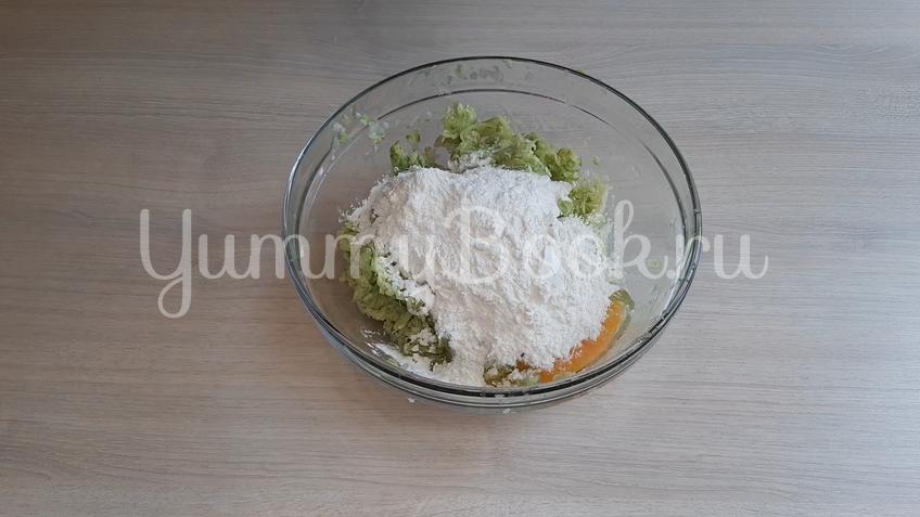 Закуска из кабачков с сыром - шаг 3