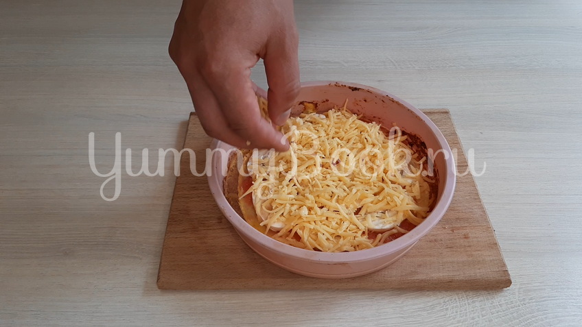 Пицца без теста - шаг 9