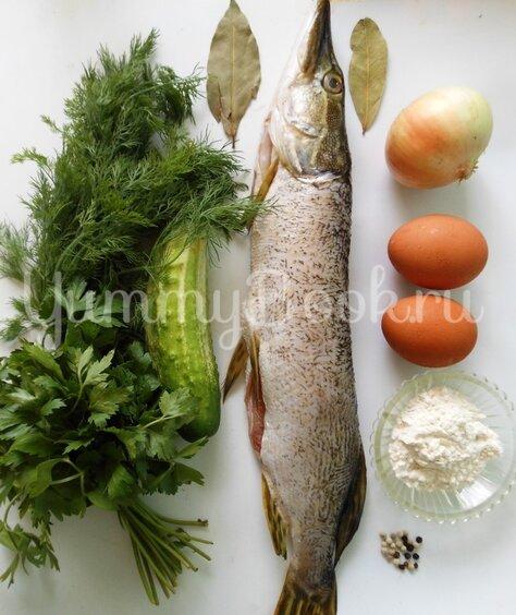 Рыбные галки - шаг 1