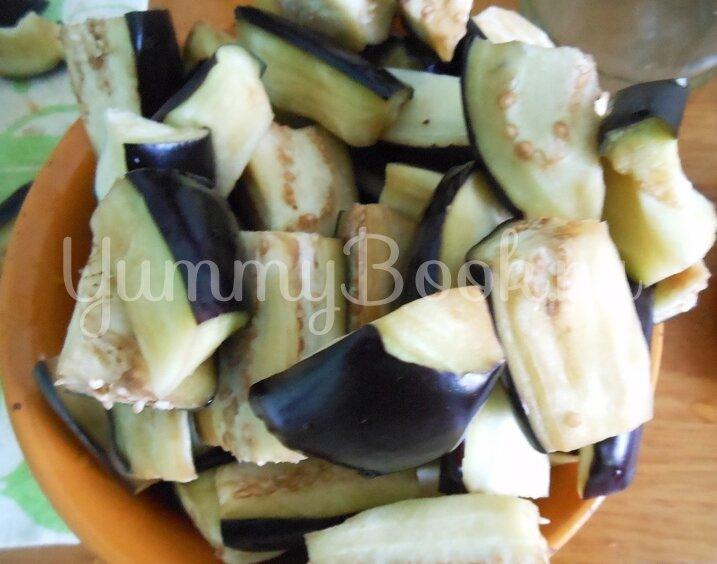 Баклажаны, консервированные с грибами - шаг 8