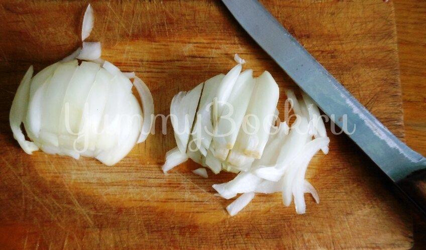 Солянка с грибами на зиму - шаг 7