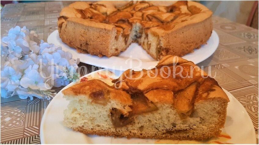 Пирог с карамелизированными яблоками - шаг 3