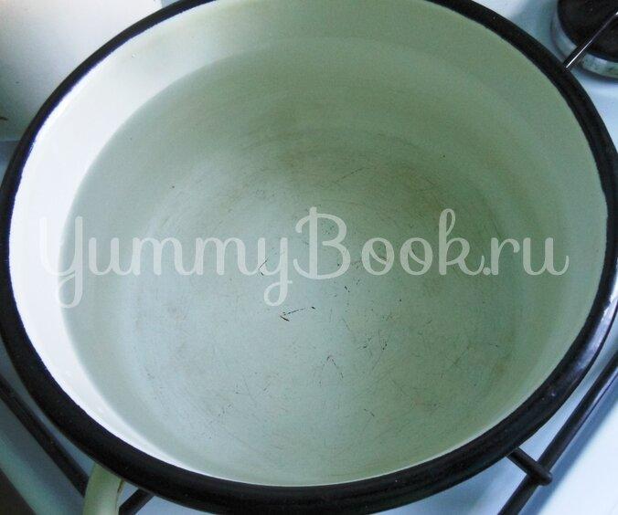 Домашний уксус из чёрной смородины - шаг 2