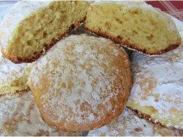 Ванильное печенье на кефире