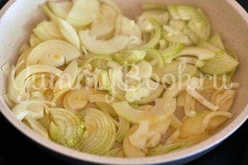 Салат из шампиньонов - шаг 2
