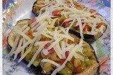 Вкусные фаршированные баклажаны