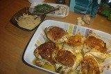 Курица с розмарином и сыром Филадельфия