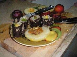 Десерт к суши